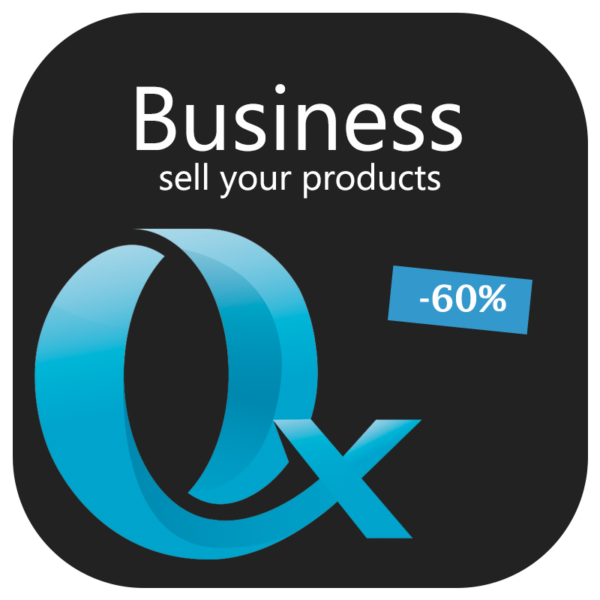 Business - sell your products - 60 percent discount